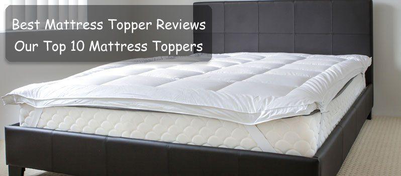 Best Mattress Topper Reviews 2020 Our Top 11 Mattress Toppers Mattress Best Mattress Mattress Topper Reviews