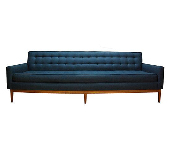 Mid Century Modern | For Home | Pinterest | Sala de estar, Bancos y ...
