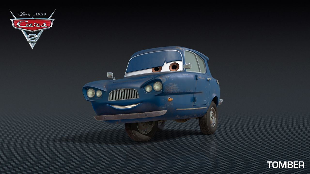 Cars 2 Characters Photo Gallery With Images Cars Characters