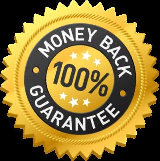 Money Back Guarantee Badge Coaching Tools Nabitoo Money