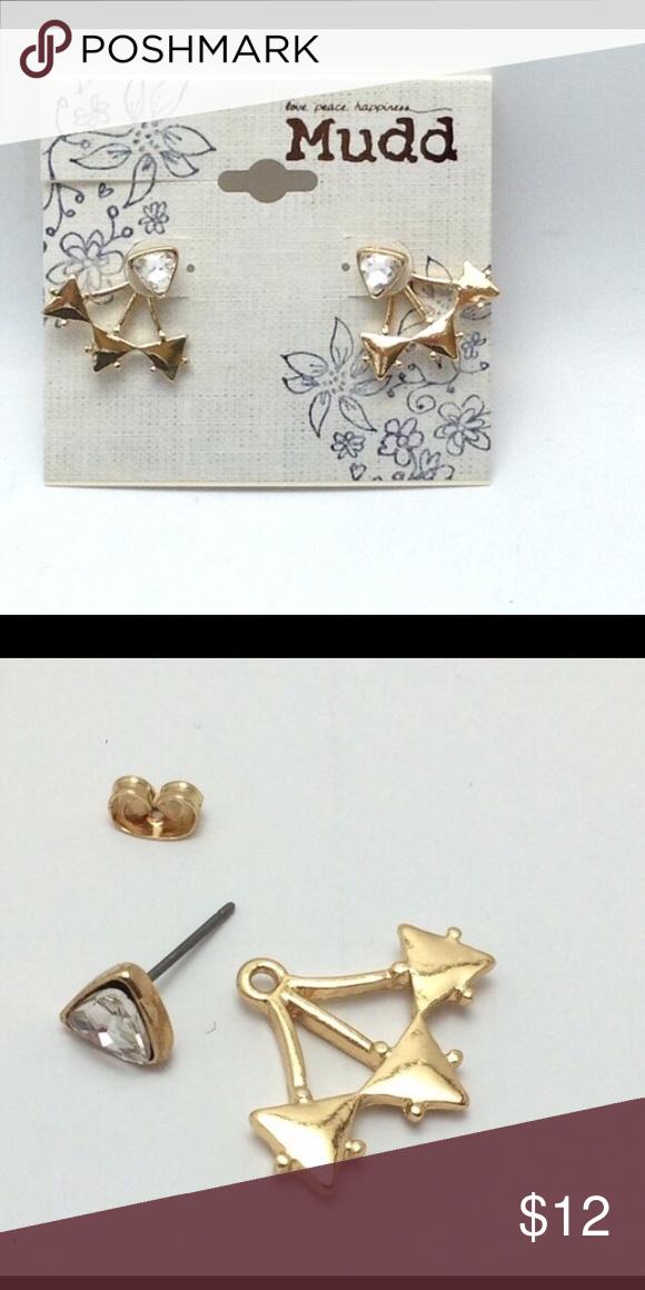 Mudd Jacket Earrings Purchased From Kohls Jewelry