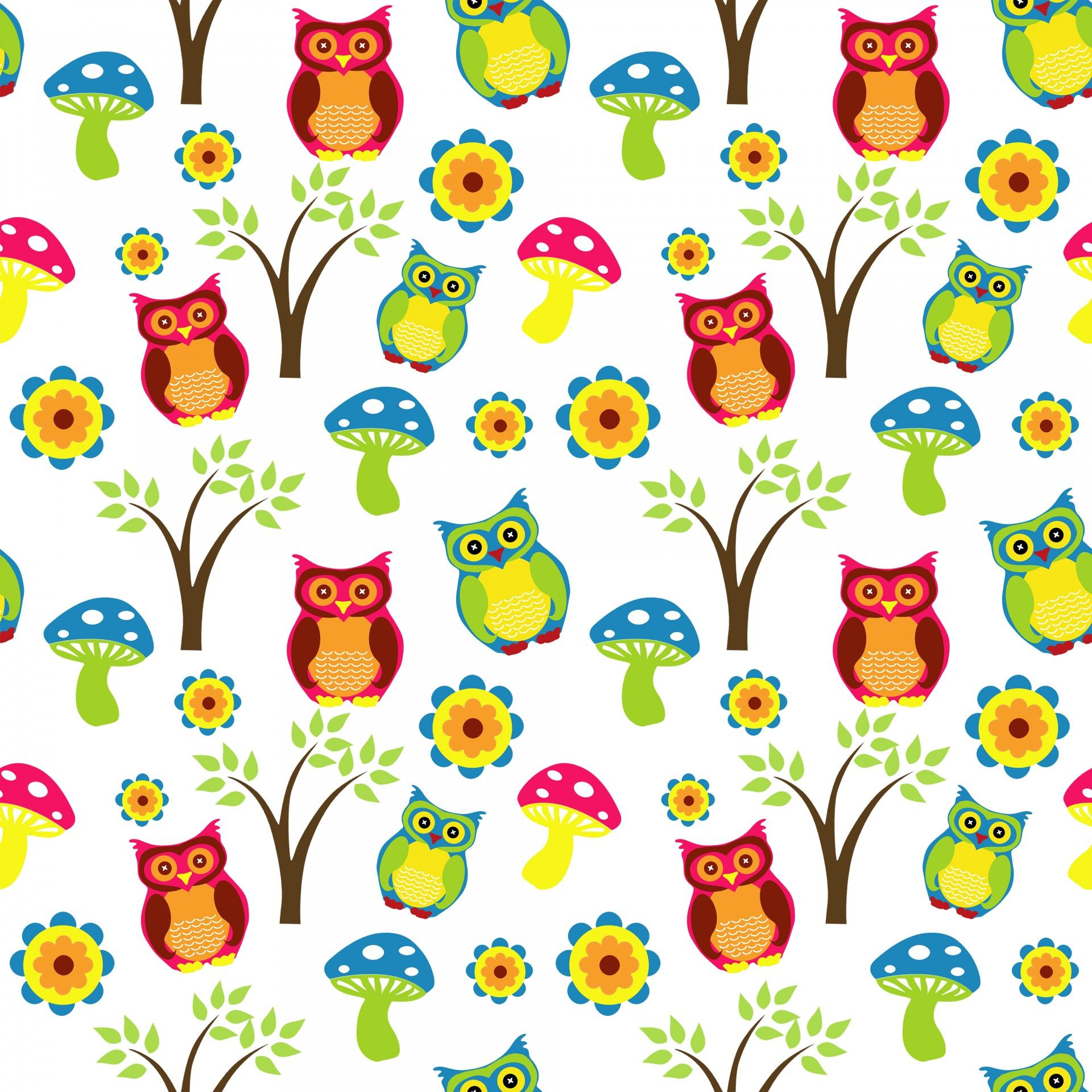 Free Mac Wallpaper Hd Cartoon Owl Wallpaper Owls Pinterest