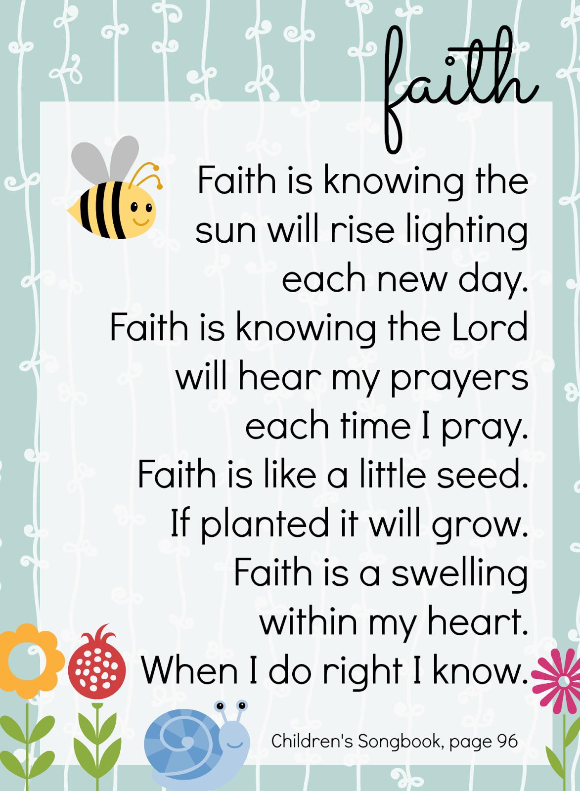 Jedi Craft Girl Faith Day 4 E Diff Verse Faith Of
