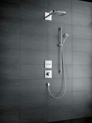 Hansgrohe Select Shower Pesquisa Google With Images