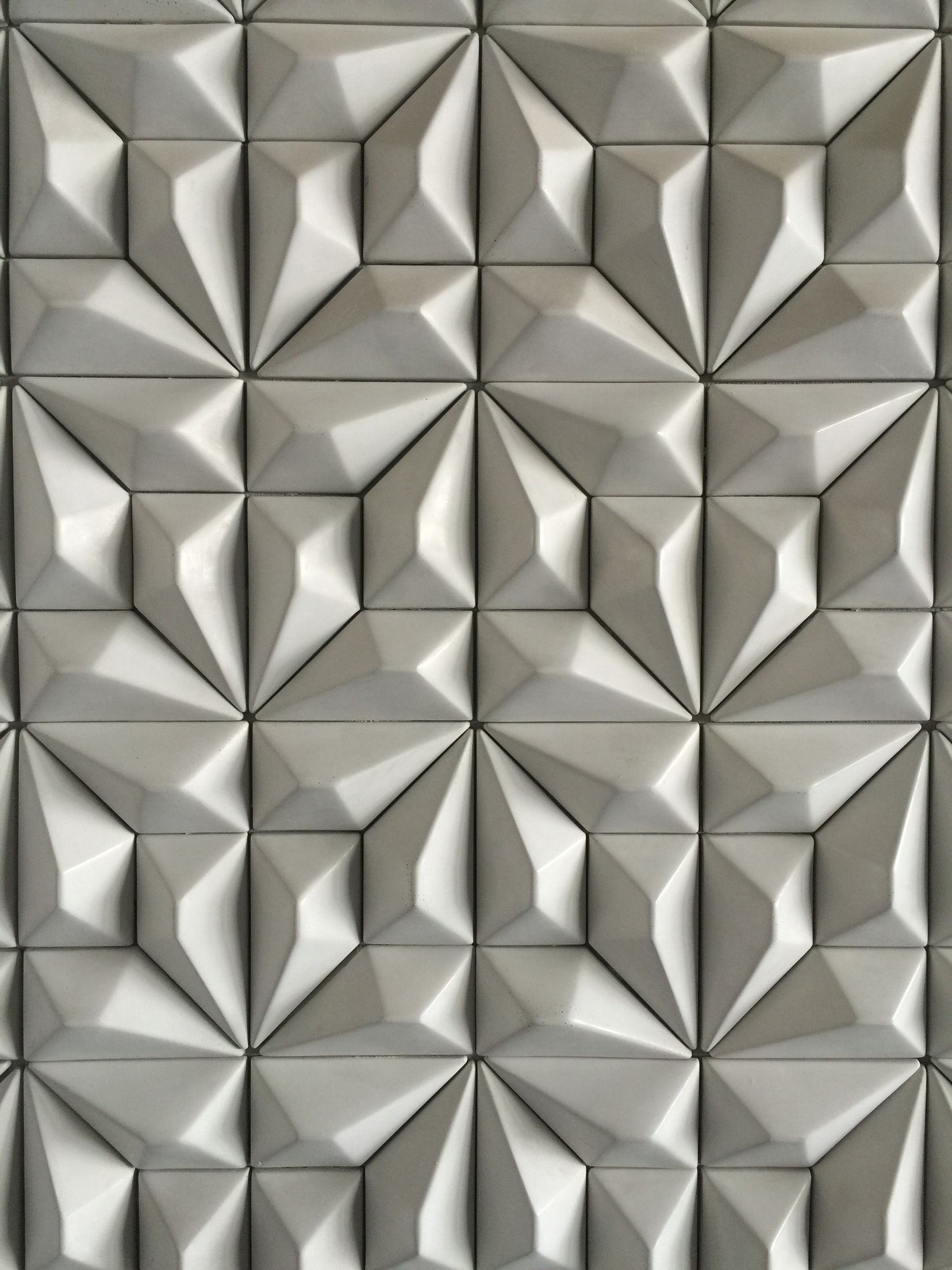 Geometrical Pattern 3d Wall Panels Origami Wall Art Wall Patterns