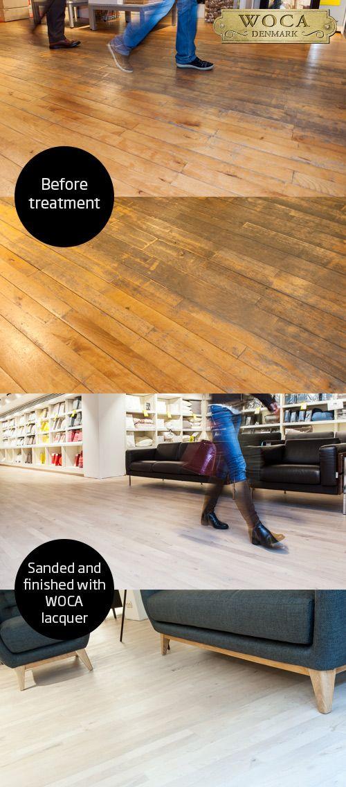 Pin By Woca Denmark On Woca Floors Flooring Wooden Flooring Wood