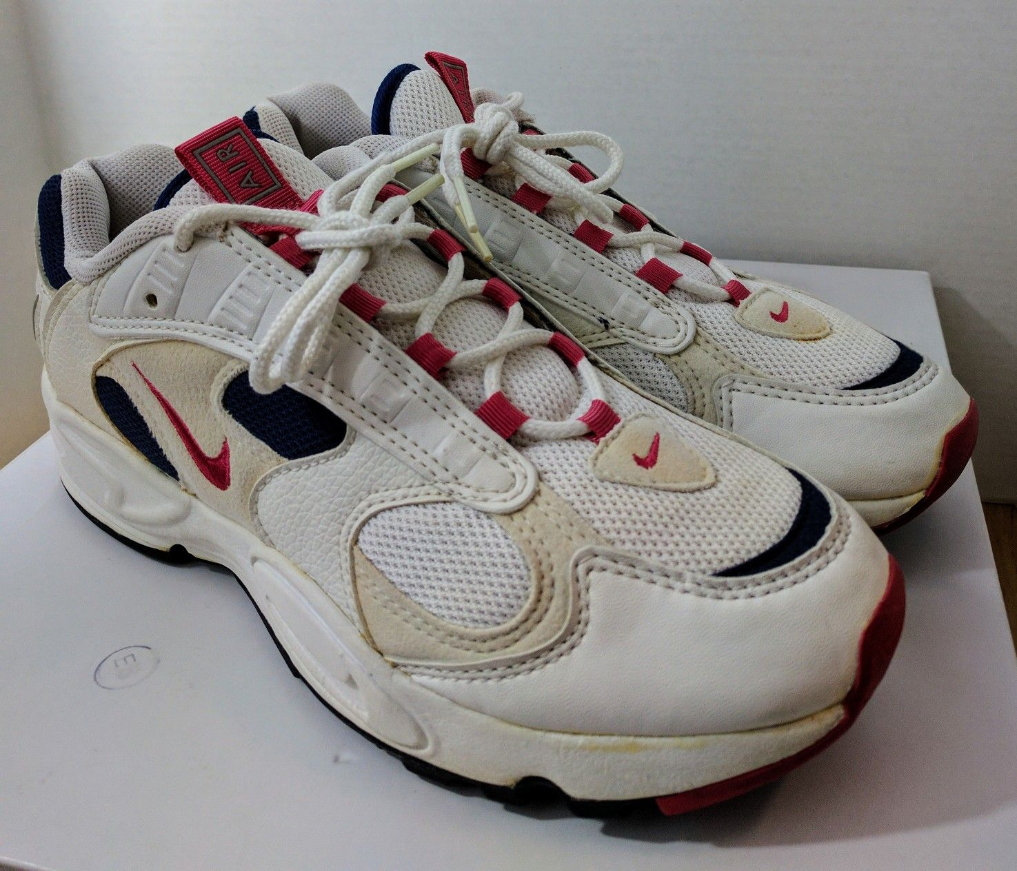 Vintage Nike Air Structure Triax. Did Kanye get his inspiration for ...