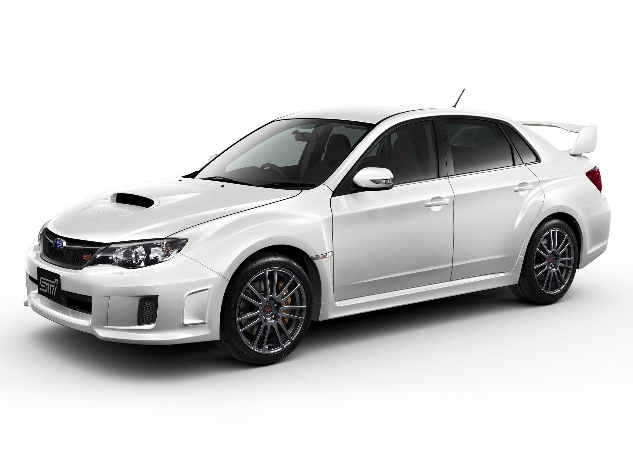 Subaru Impreza WRX STi Sedan Spec C 201214  Subaru Impreza