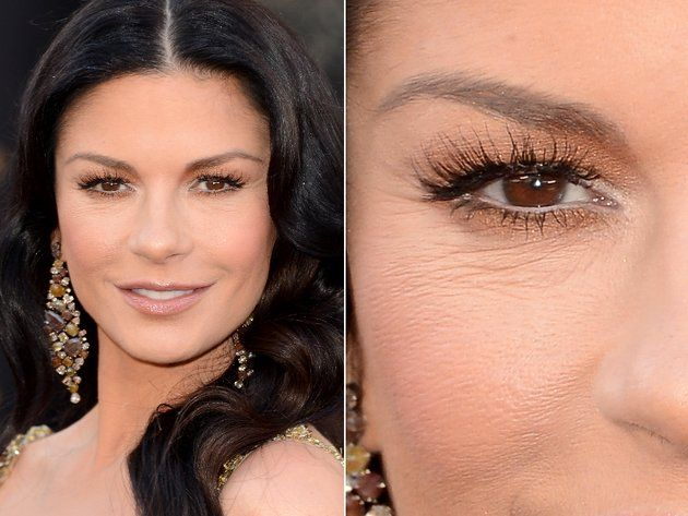 Exaggerate. Completely catherine zeta jones eyes for