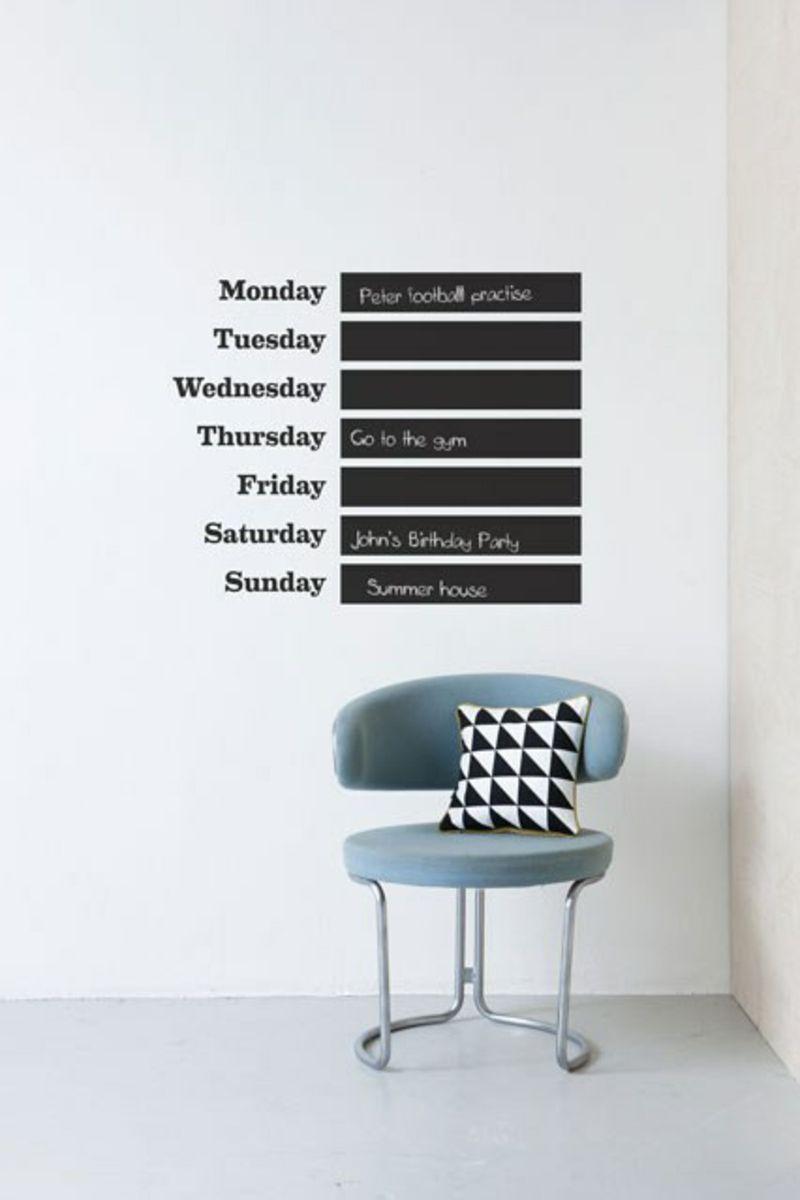 Kreative Wandgestaltung Im Flur   60 Inspirierende Ideen