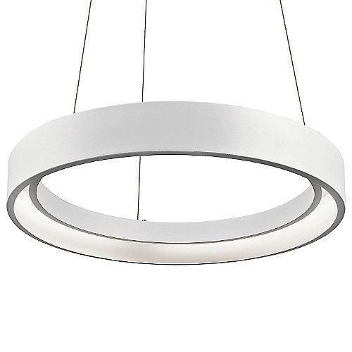 Fornello led pendant by elan lighting at lumens com 18 diameter