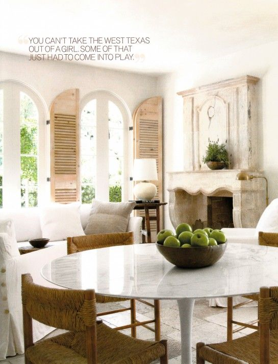 A Divine Dining Room. Interior Design: Pamela Pierce. | # ...