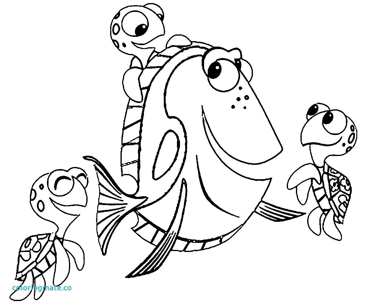 - 22+ Inspired Photo Of Finding Dory Coloring Pages (With Images