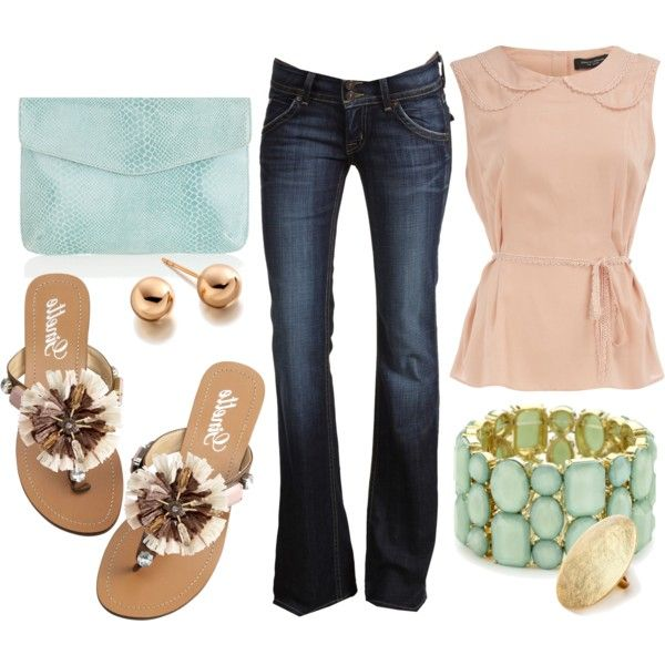 love these shoes and the blush top