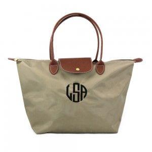 The Kelbi Bag in Tan