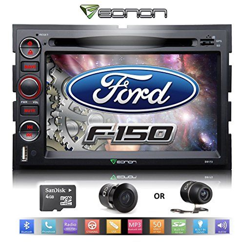 Eonon D5173u For Ford F 150 Flush Mount Backup Camera 7 Touch Screen Dvd Gps Navigation Usa Canada Ford F150 Gps Navigation Ford F150 Accessories