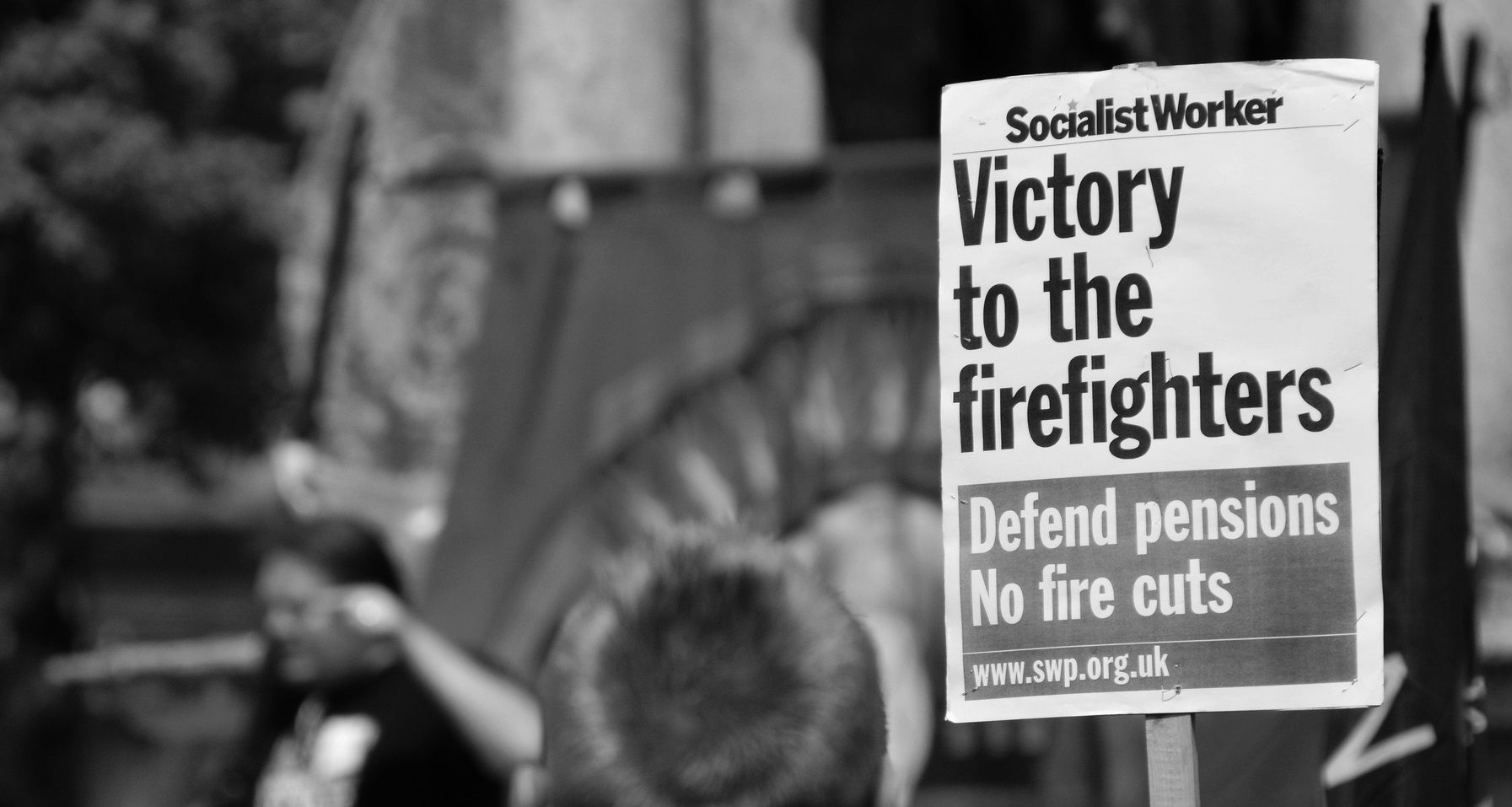 Firefighters Are Needed More Than Ever