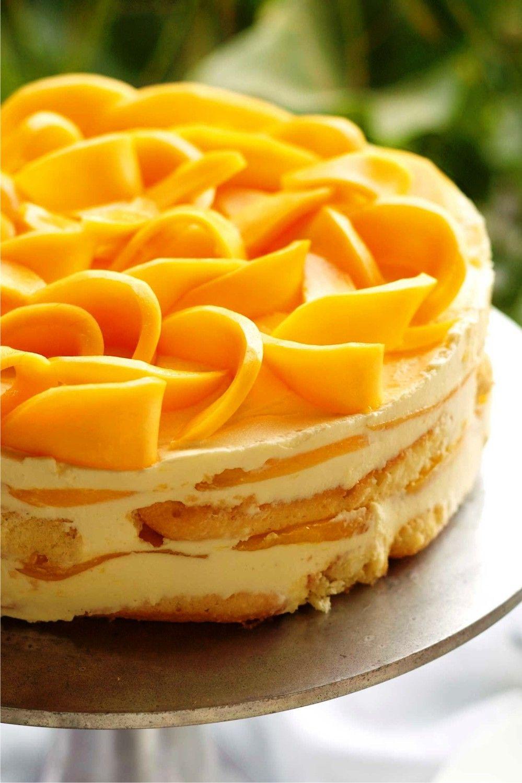 Aweseme Mango Tiramisu