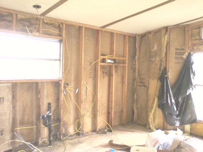 Remodeling Mobile Home Walls Complete Mobile Home