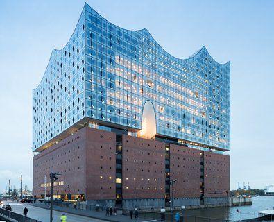 Elbphilharmonie Architecture Modern Architecture Contemporary Architecture