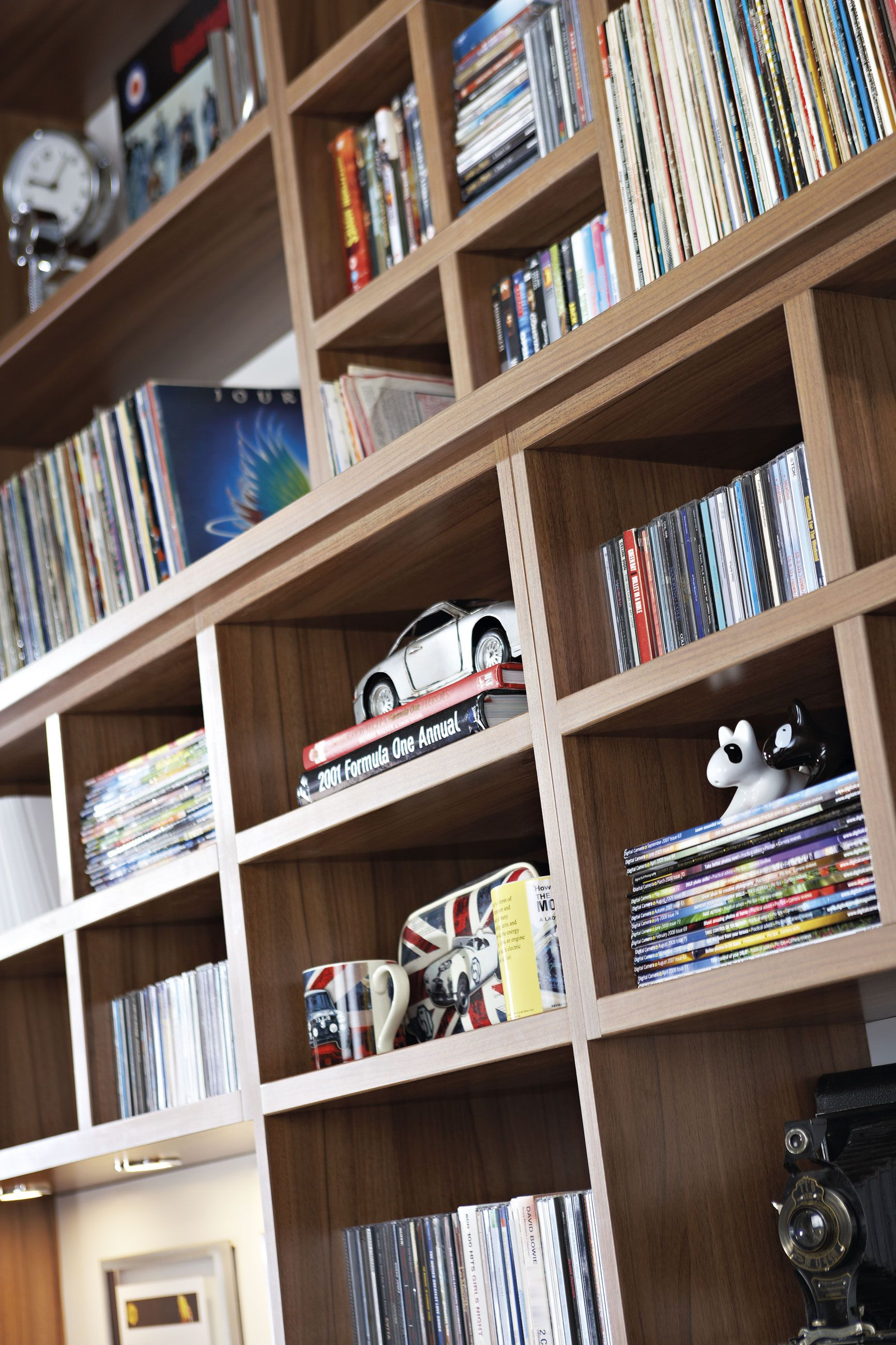 Bespoke Home Library Libraries And Bookshelves Glass