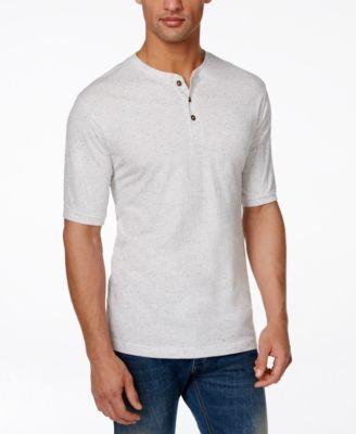 Weatherproof Vintage Mens Short Sleeve Print Shirt