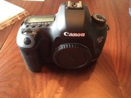 #Chicago, IL Merchandise / #Canon eos 5d mark iii 22.3 mp digital #slr #camera - Geebo -   In perfect working order