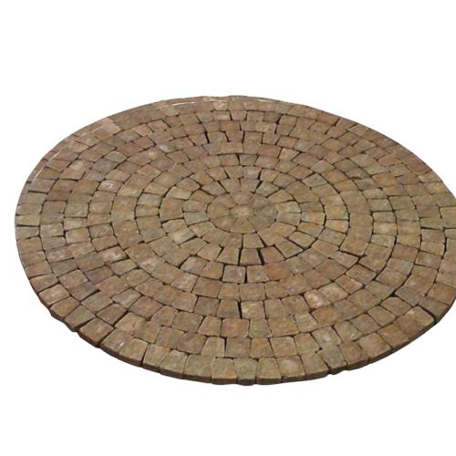 [+] Menards Round Concrete Pavers
