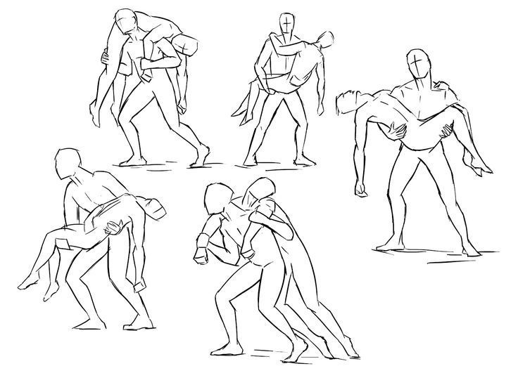 Image Result For Friends Pose Reference Art Drawing Poses