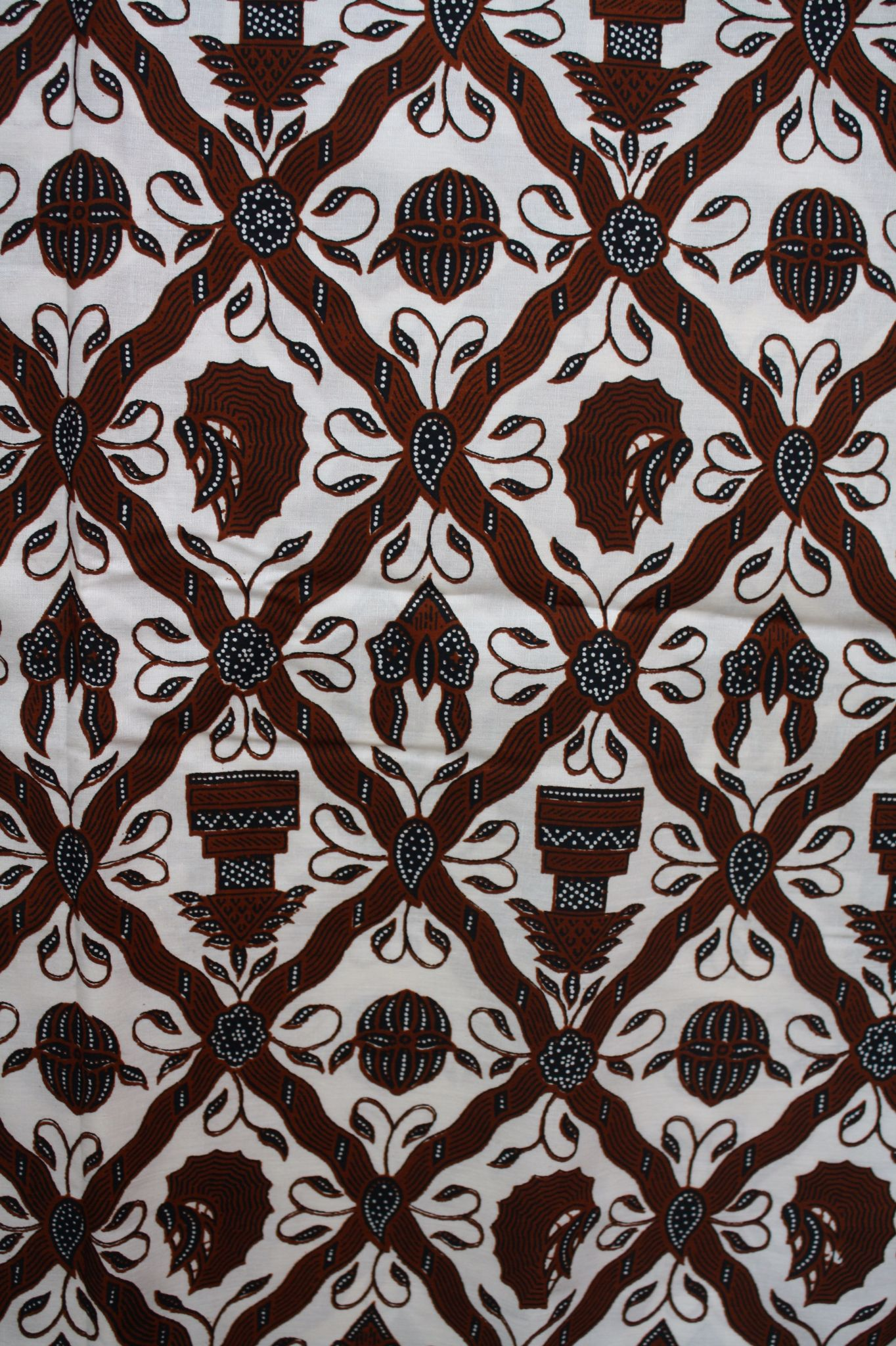 The classic Batik Pattern of Jogja  8e7e177618