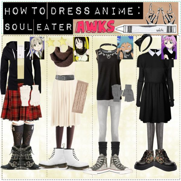 Anime Inspired Outfits Google Search Anime Inspired In 2019
