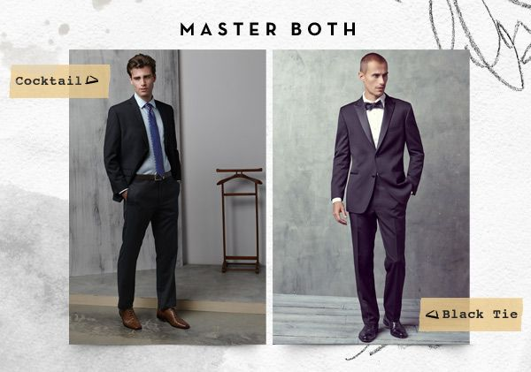 Be the Best-Dressed Man: How to Master Cocktail & Black-Tie Attire ...