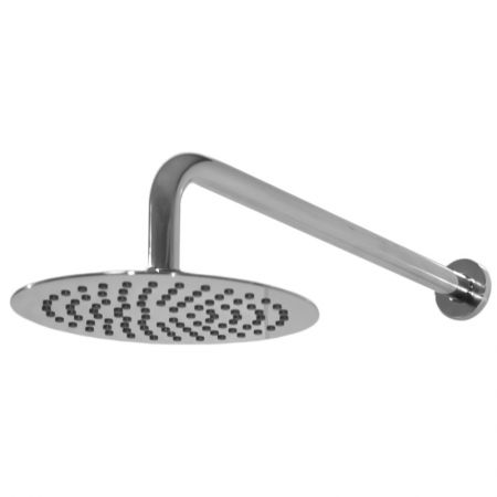 Fixed Shower Heads Cos Ultra Slim Rain Shower Head 24 X 5cm