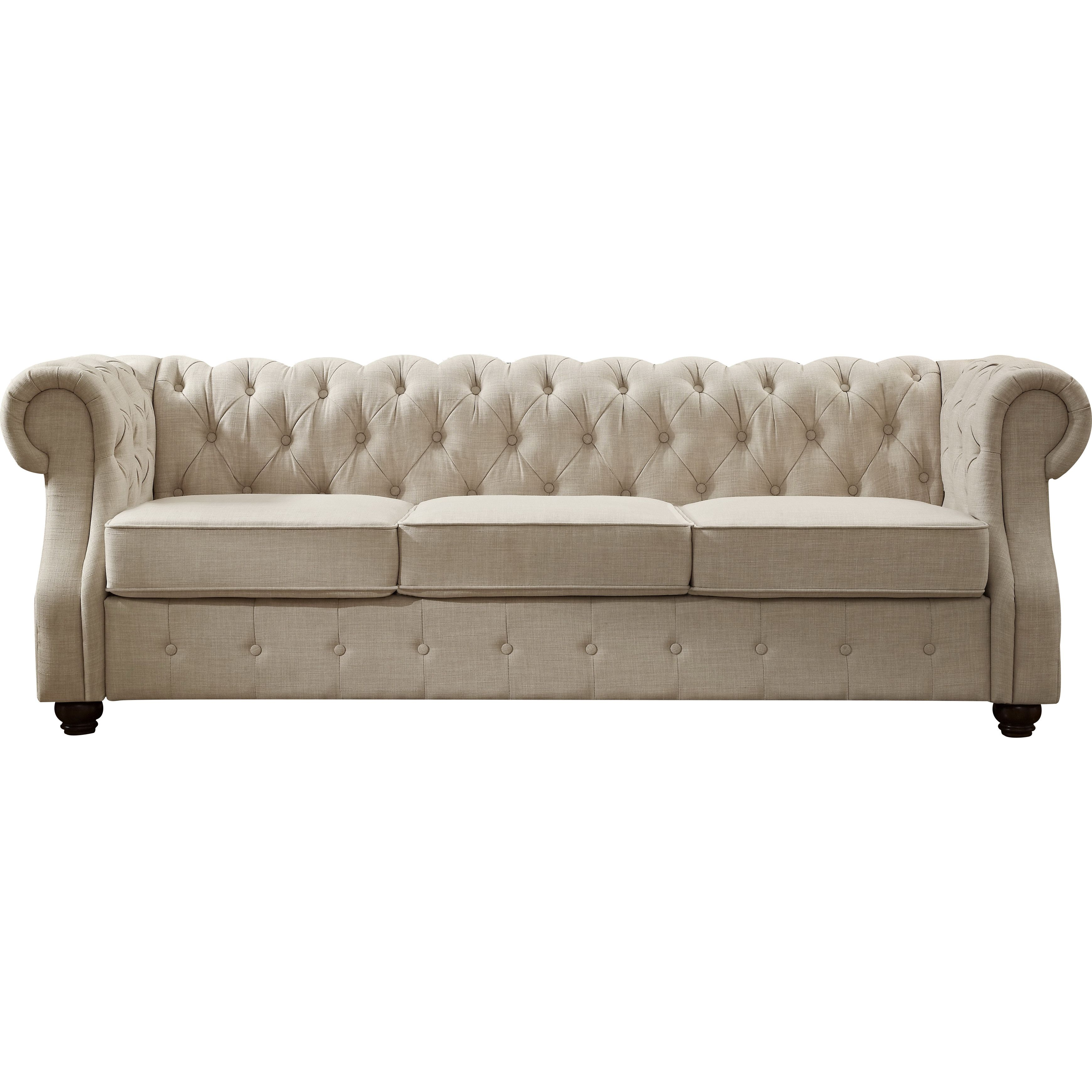 You Ll Love The Olivia Tufted Sofa At Wayfair Great Deals On All