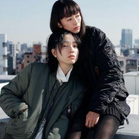 MA-1: EMODA x ALPHA ¥25,800 (税別)