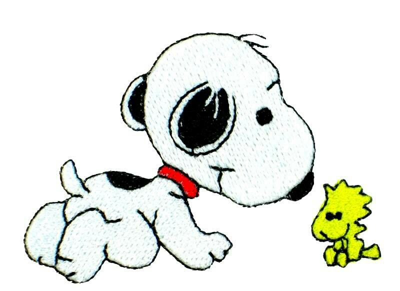 Baby Snoopy & baby Woodstock | Peanuts | Baby snoopy, Snoopy