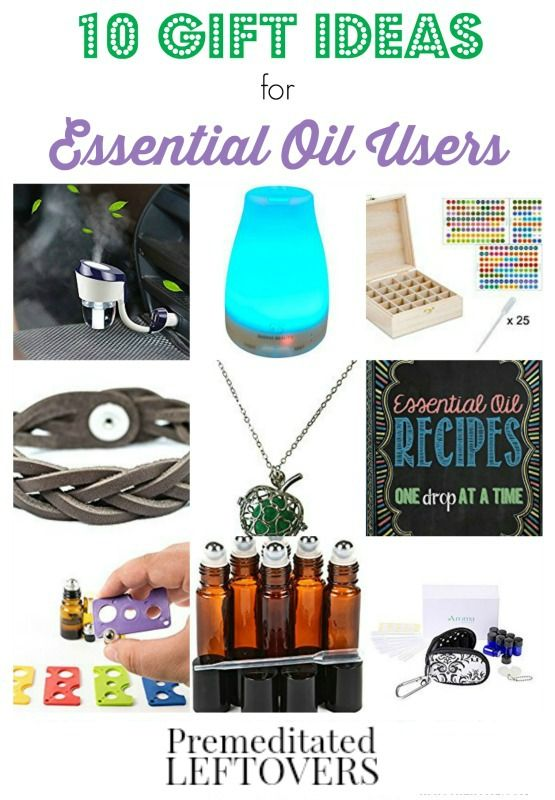 These 10 Gifts For Essential Oil User are just what you need to finish up your holiday shopping this year! Great useful ideas for all our oily needs!