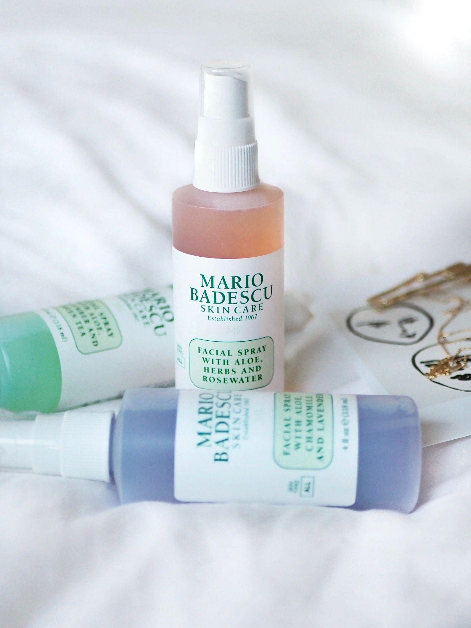 Mario Badescu Facial Spray Lotion for dry skin, Skin