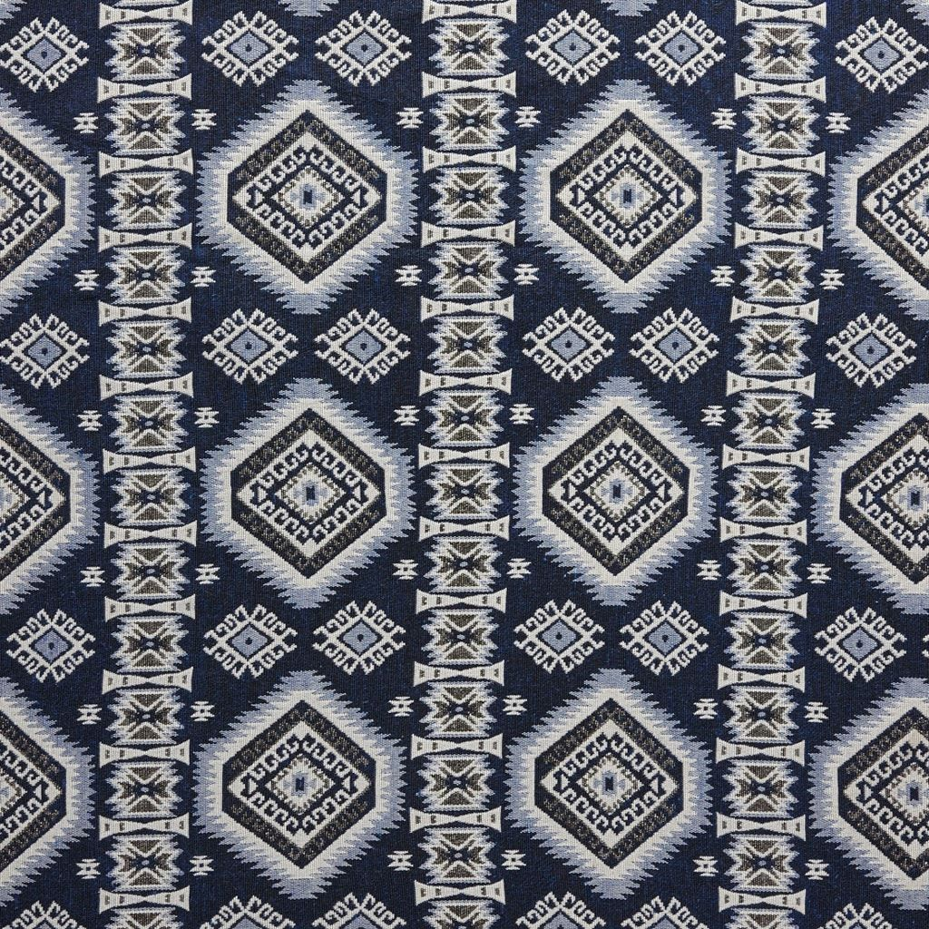 tissu jacquard thnique bleu mode mondial tissus tissu pinterest. Black Bedroom Furniture Sets. Home Design Ideas