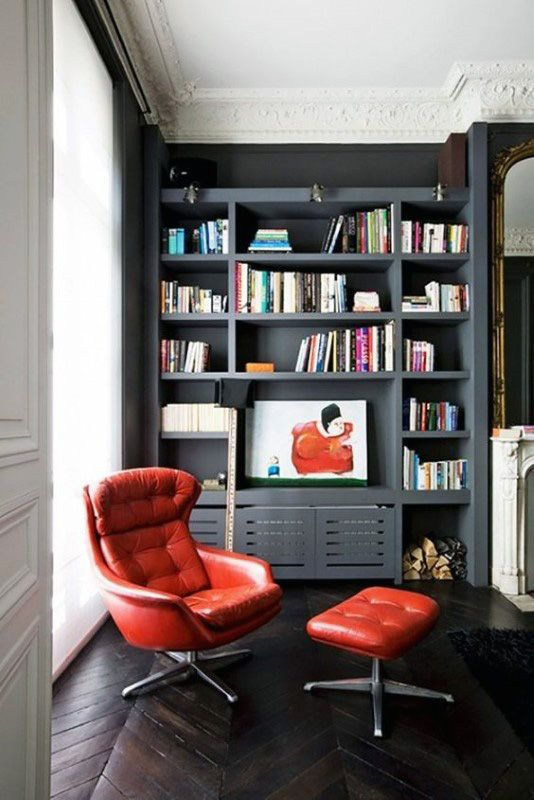 90 Home Library Ideas For Men - Private Reading Room ...