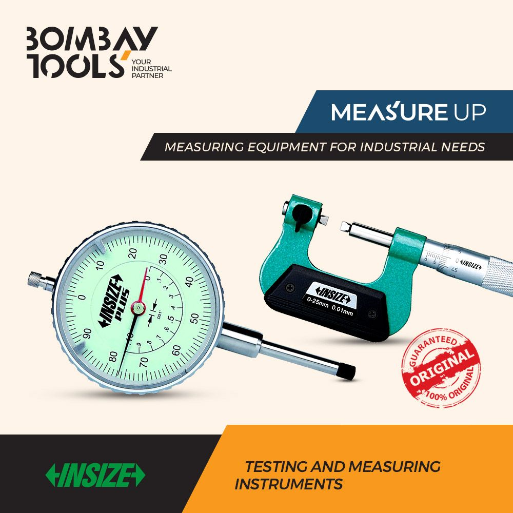We Are Proud To Offer Precision Grade Measuring Instruments From