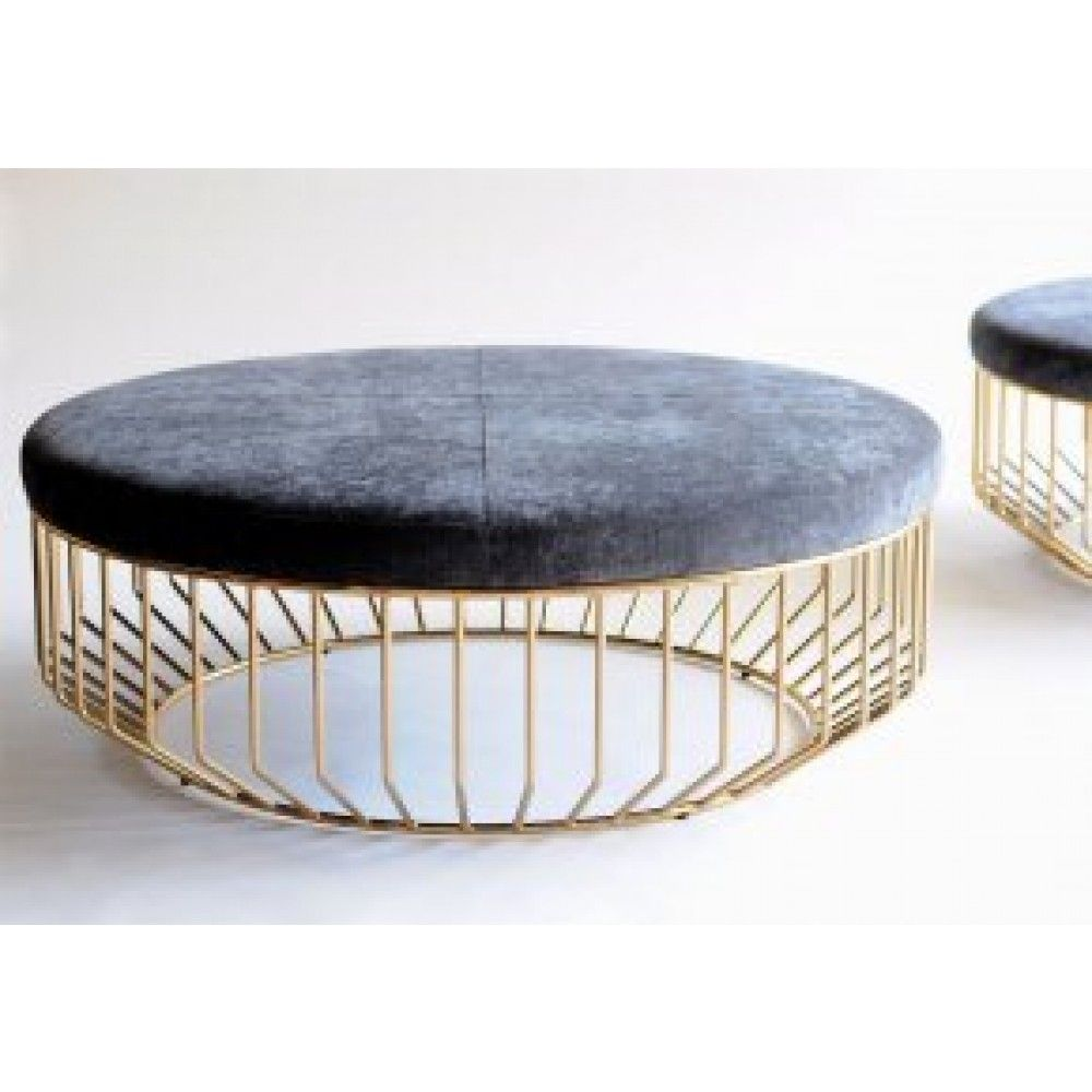 Twentieth Phase Design Wired Ottoman