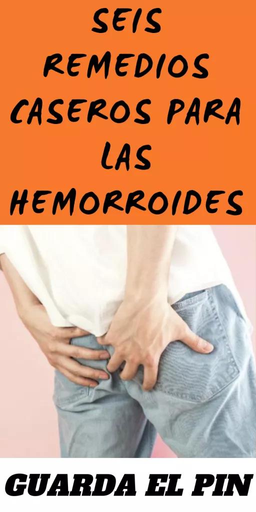 Las Hemorroides Desaparecen Solas