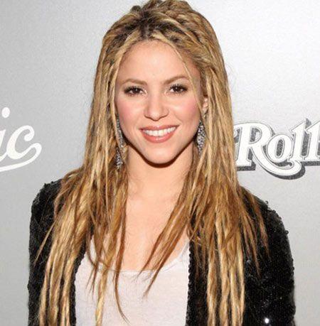 Pleasing Dreadlock Hairstyles Dreadlocks And Shakira On Pinterest Short Hairstyles For Black Women Fulllsitofus