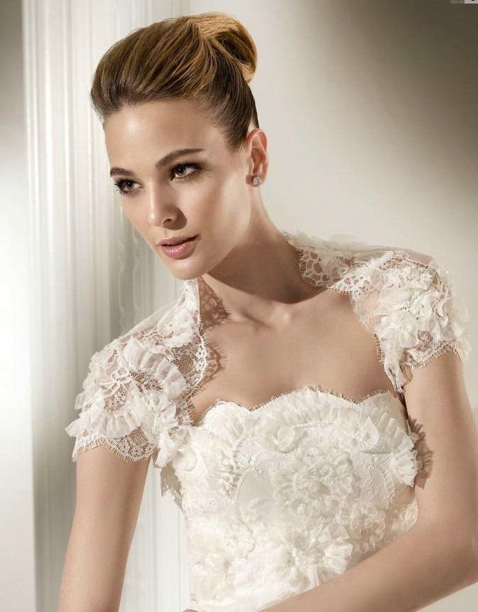 Float Down the White Aisle with this Wedding Dress Designer!   OneWed