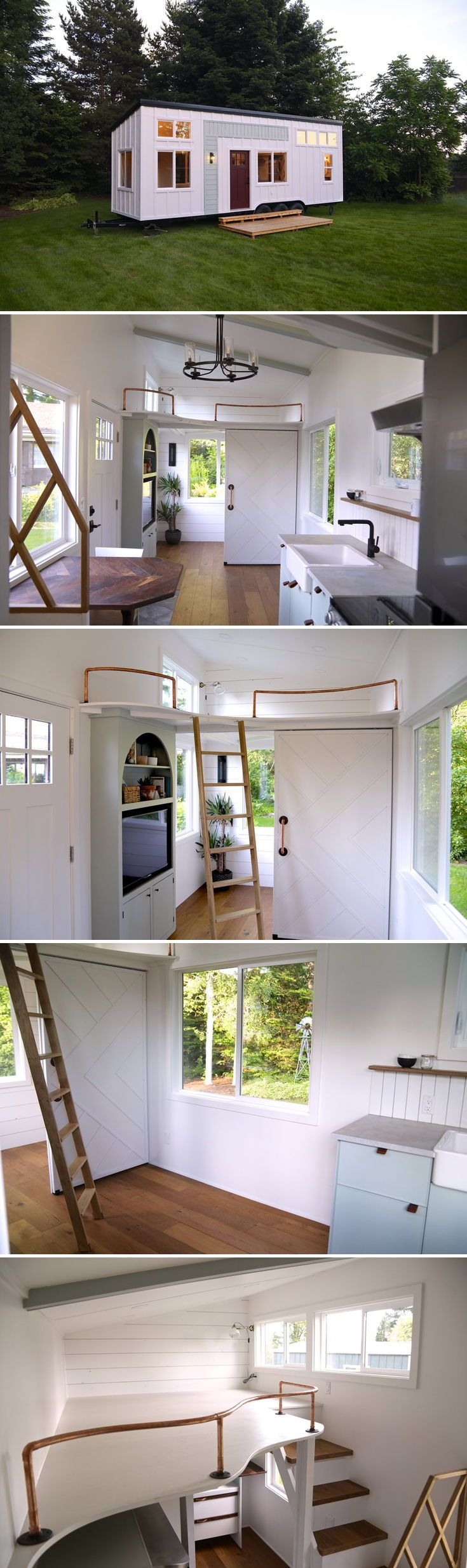 Laguna by Handcrafted Movement #tinyhouses