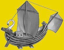 Römisches Handelsschiff