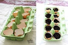 Photo of Seed Pots DIY – The Miss Garden shows you how to do it