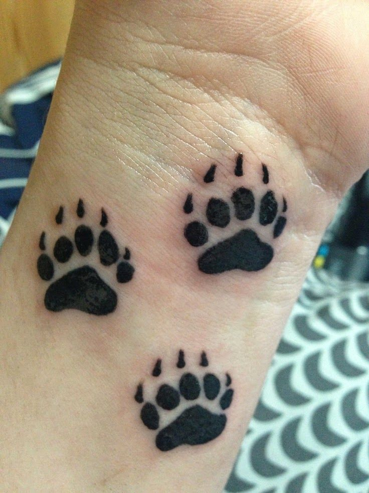 Momma bear tattoo just don\'t know the placement | tattoos ...