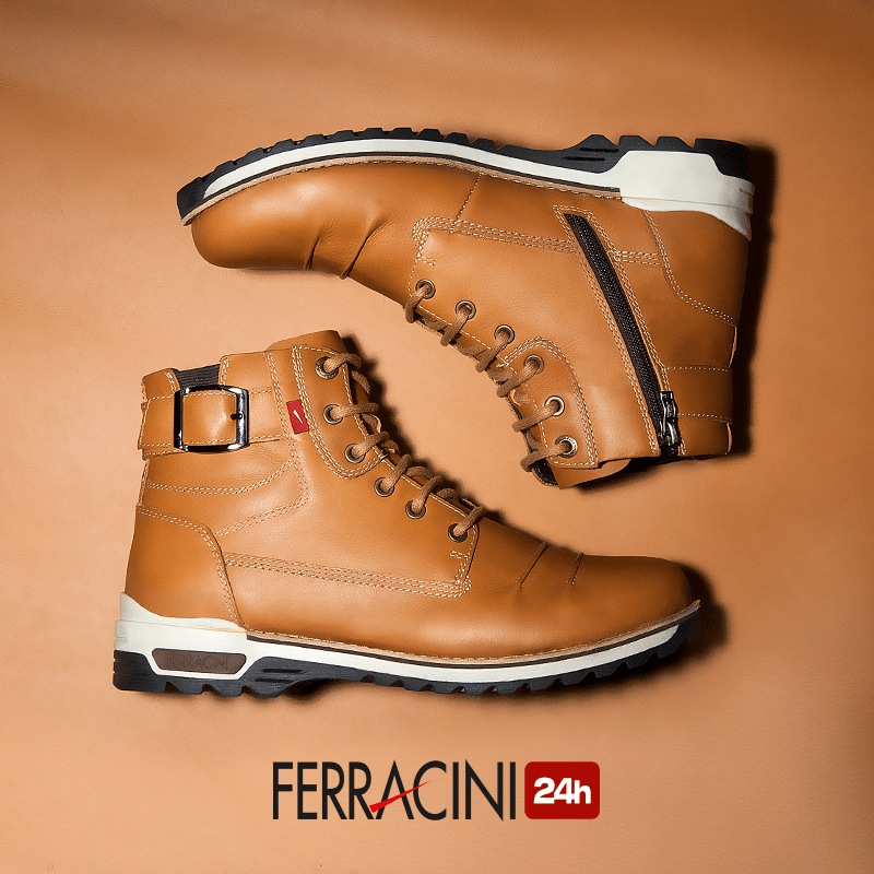 Beleza em couro. | winter | Zapatos hombre, Botas hombre y